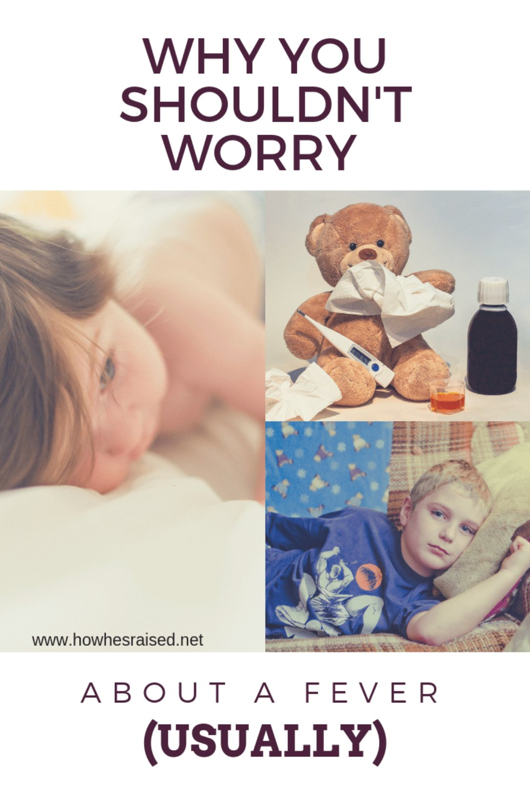 Why You Shouldn't Worry About a Fever (usually!)
