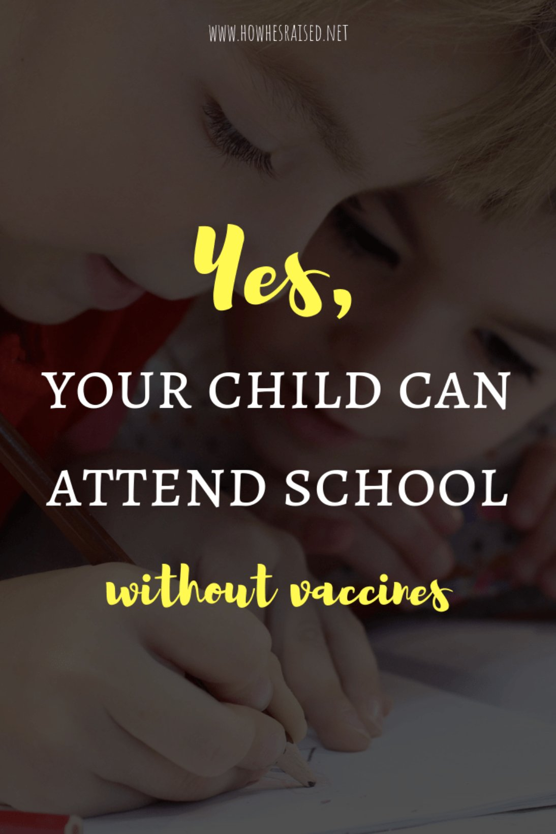 Sending Your Unvaccinated Child To School A Beginner S Guide How