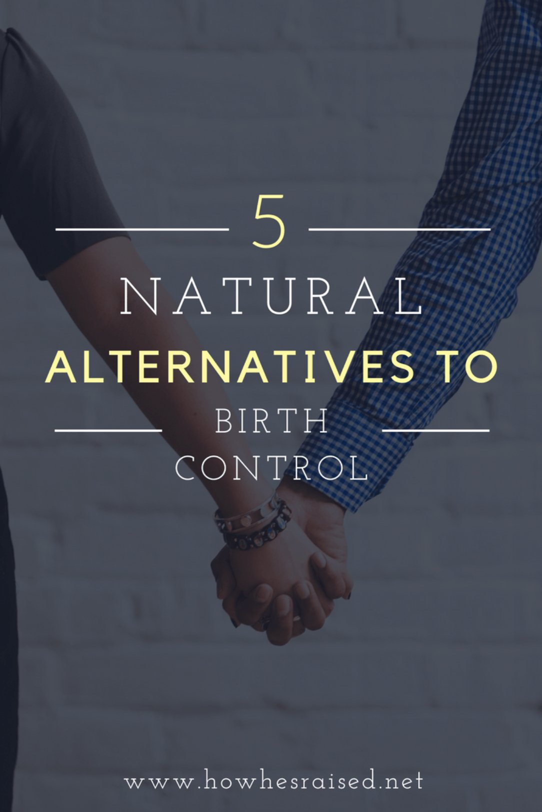 5 Natural Alternatives to Birth Control