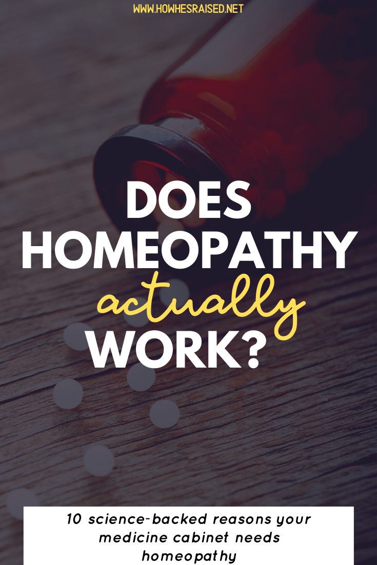 Does Homeopathy Actually Work?
